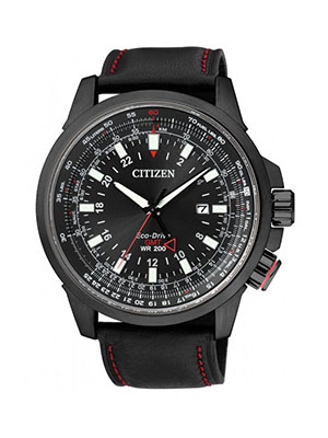 Citizen GMT
