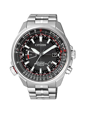 Citizen pilot titanio evolution 5