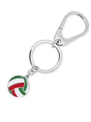 portachiavi 2jewels volley keytime