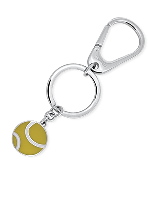 portachiavi 2jewels tennis keytime