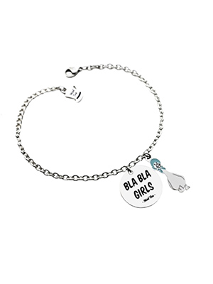 bracciale bla bla girls di mad tea