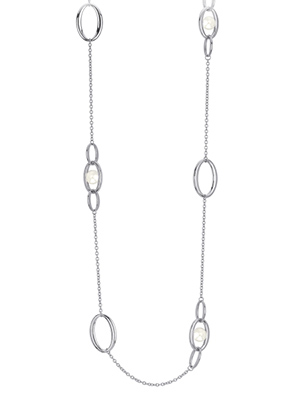 collana 2jewels pearl planet lunga